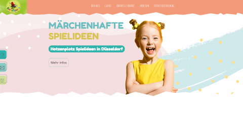 Märchenhaftes Kinderspielzeug in Düsseldorf: Hotzenplotz Spielwaren in Düsseldorf