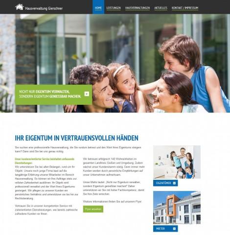 Hausverwaltung Gierschner in Reiskirchen-Bersrod in Reiskirchen-Bersrod