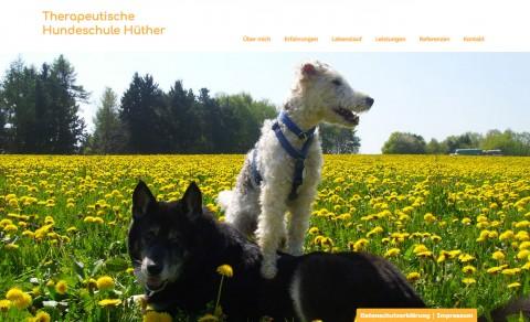 Therapeutische Hundeschule Hüther in München in Michelstadt