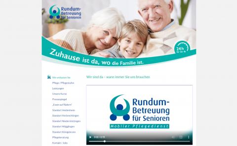 Häusliche Betreuung in Heidenheim: Rundum-Betreuung für Senioren in Heidenheim an der Brenz