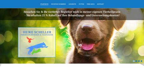 Die Tierheilpraktikerin Ihres Vertrauens im Kreis Gütersloh: Heike Scheller in Herzebrock-Clarholz