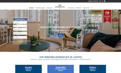 Hausverkauf in Leipzig leicht gemacht: Koengeter Immobilien  in Leipzig