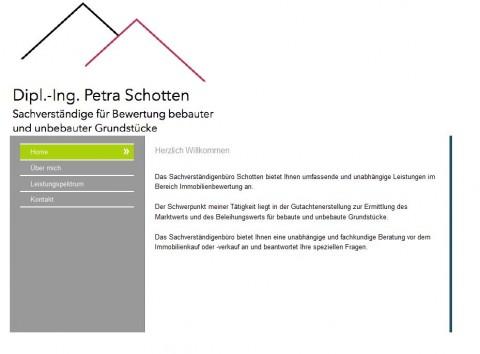 Dipl.-Ing. Petra Schotten, Sachverständige für die Bewertung bebauter und unbebauter Grundstücke in Alfter/Rhein-Sieg-Kreis/Bonn in Alfter