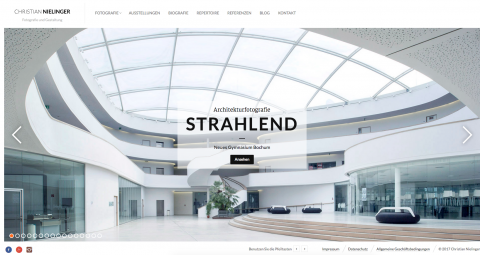 Rustikal und modern: Künstlerische Industriefotografie von Christian Nielinger in Essen