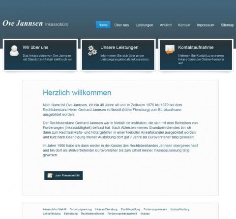 Inkasso in Niebüll: Inkassobüro Ove Jannsen in Niebüll