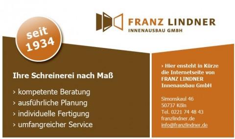Franz Lindner Innenausbau GmbH in Köln in Köln