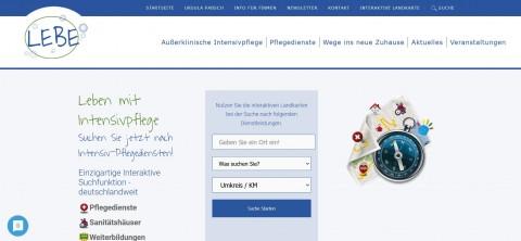 Leben mit Intensivpflege - Das Intensivpflegeportal in Eichstätt