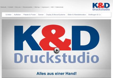 Druckerei in Lübeck: K & D Druckstudio in Lübeck
