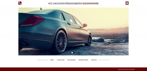 Ihr Sachverständiger für Fahrzeuge in Detmold: Kfz-Sachverständigenbüro Niederkrome in Detmold