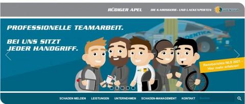 Rüdiger Apel – Die Karosserie- und Lackexperten in Breitenbach nahe Duderstadt  in Leinefelde
