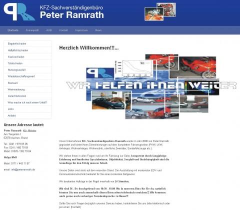 Kfz-Sachverständigenbüro Peter Ramrath in Aachen in  Aachen-Brand