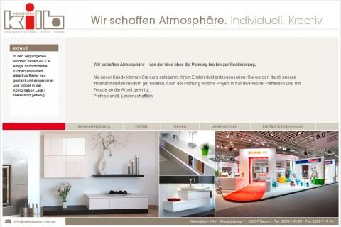 Schreinerei Werkstätten KILB GmbH in Nauort und Koblenz in Nauort