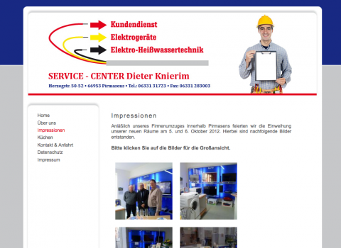 Hausgeräte Kundendienst Knierim in Pirmasens in Pirmasens