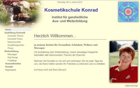 Kosmetikschule Konrad in Augsburg  in Augsburg