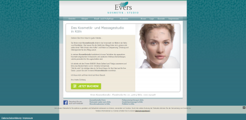 Ebenmäßige Haut durch Microdermabrasion – Kosmetikstudio Evers in Köln