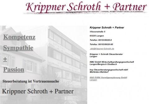 Krippner Schroth + Partner, Steuerberaterkanzlei in Langen in Langen