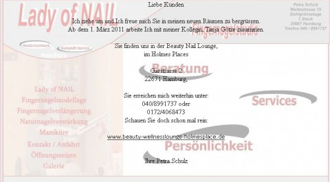 Beauty Nail Lounge – Nagelstudio in Hamburg in Hamburg