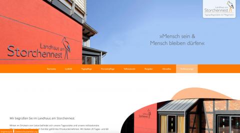 Pflegeheime in Uetze: Landhaus am Storchennest in Uetze