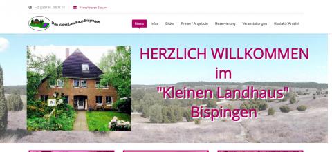 Ihr harmonischer Urlaub in der Lüneburger Heide (Bispingen) in Bispingen