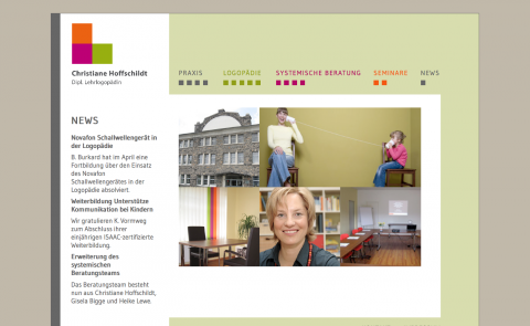 Hoffschildt: Praxis für Logopädie & Systemische Beratung in Arnsberg in Arnsberg-Oeventrop