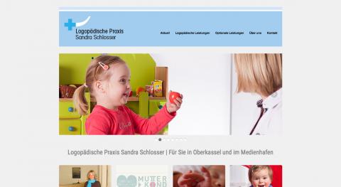 Logopädie in Düsseldorf: Logopädische Praxis Sandra Schlosser in Düsseldorf