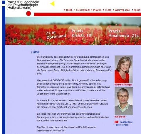 Praxis für Logopädie und Psychotherapie in Dortmund in Dortmund