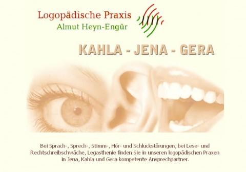 Logopädische Praxis in Kahla, Jena und Gera in Jena
