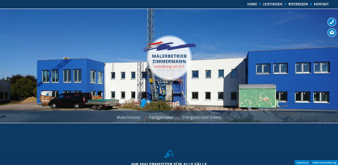 Malerbetrieb Zimmermann in Magdeburg: Ihr Fachbetrieb für alle Fälle in Magdeburg