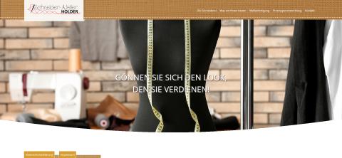 Ihre Maßschneiderei in Sindelfingen: Schneider - Atelier Holder in Schönaich
