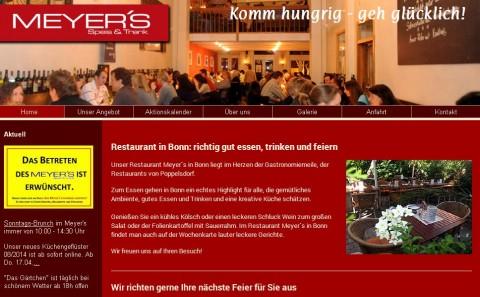 Meyer´s Speis&Trank in Bonn Poppelsdorf in Bonn