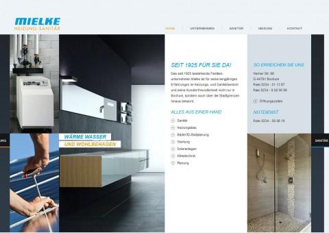 Mielke GmbH Heizung-Sanitär aus Bochum in Bochum