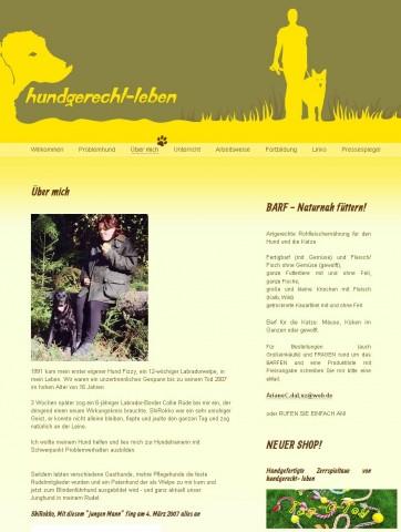 Hundgerecht-leben in Lindlar-Hartegasse in Lindlar-Hartegasse