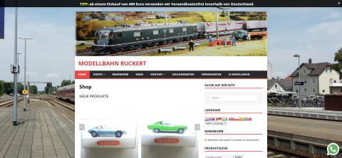 Modellbahn Ruckert: Ihr zugkräftiger Ansprechpartner in Buchloe