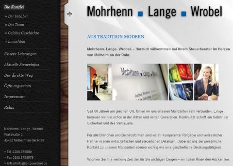 Lohnabrechnungen bei Mohrhenn . Lange . Wrobel in Mülheim in Mülheim an der Ruhr
