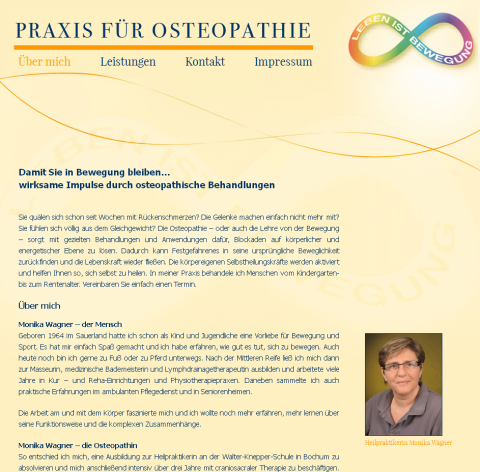 Individuelle Praxis Osteopathie in Bochum in Bochum
