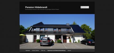 Pension Hildebrandt: Monteurunterkunft nahe Hamburg in Neu Wulmstorf