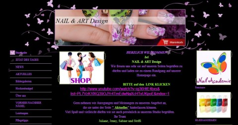 Vielseitiges Nagelstudio: Nail and Art Design in Coburg in Coburg