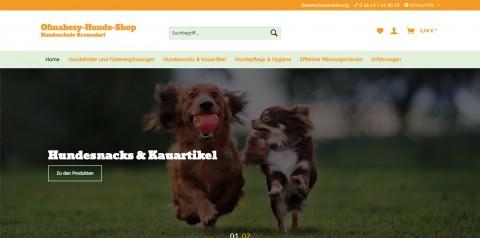 Hochwertige Nahrung für glückliche Hunde – Ofmabesy-Hunde-Shop in Ilmtal-Weinstraße