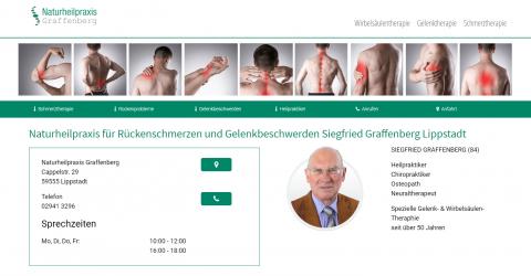 Schmerztherapie bei Muskelschmerzen: Die Alternative zur Operation in Lippstadt
