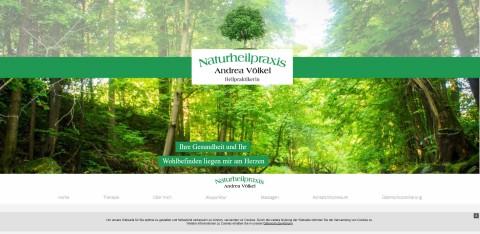 Ihre Heilpraktikerin in Hagen: Naturheilpraxis Andrea Völkel in Hagen