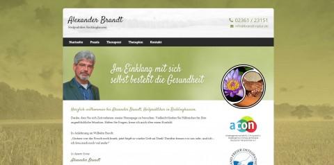 Im Einklang mit sich selbst besteht die Gesundheit – Ihr Heilpraktiker Brandt in Recklinghausen in Recklinghausen