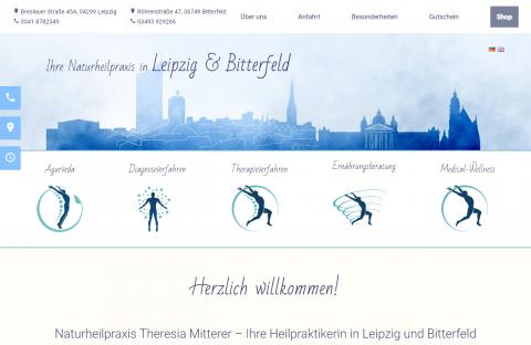 Ihre Heilpraktiker in Leipzig: Naturheilpraxis Mitterer in Leipzig (Stadtteil Stötteritz)