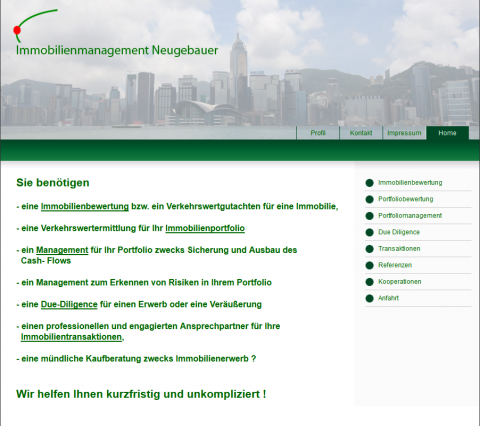 Immobilienmanagement Neugebauer in Neuss