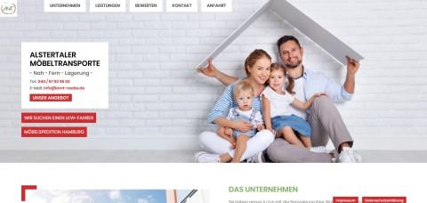 Umzüge aus Alstertal – sicher, schnell und zuverlässig in Hamburg