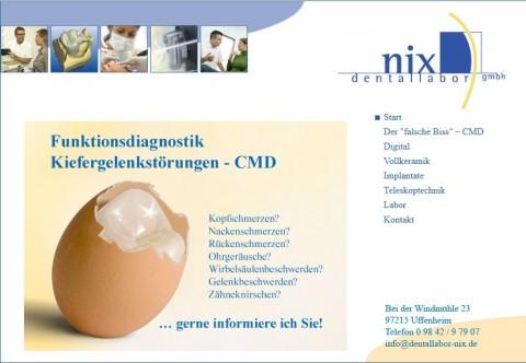 Dentallabor Nix GmbH – Zahntechnik in Uffenheim in Uffenheim