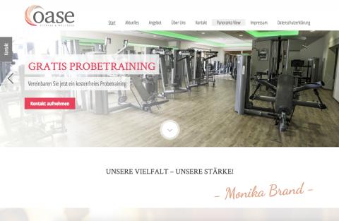 Eine Wellness-Oase für Erholungsbedürftige in Altlußheim in Altlußheim