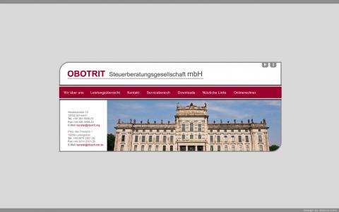 Steuerberatung in Schwerin: OBOTRIT Steuerberatung GmbH  in Schwerin