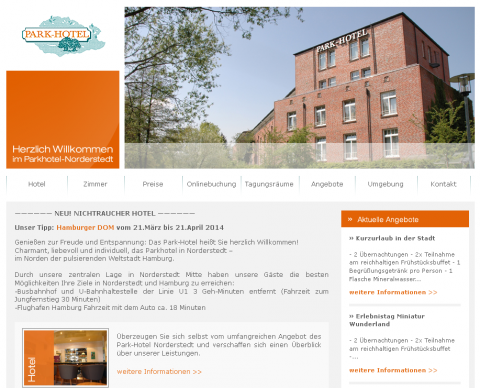 Park-Hotel in Norderstedt  in Norderstedt