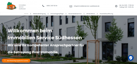 ISS Immobilien Service Südhessen: Gartenpflege Darmstadt in Darmstadt