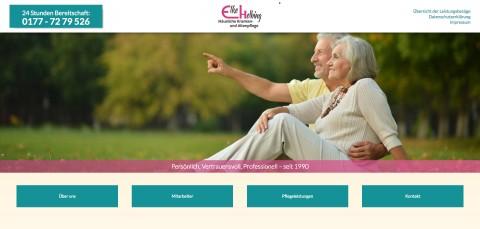 Häusliche Kranken- und Altenpflege Elke Helbing in Dortmund